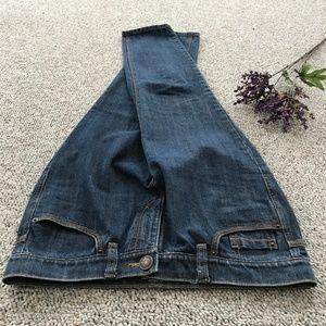 Ann Taylor Loft Petite Boyfriend Jeans